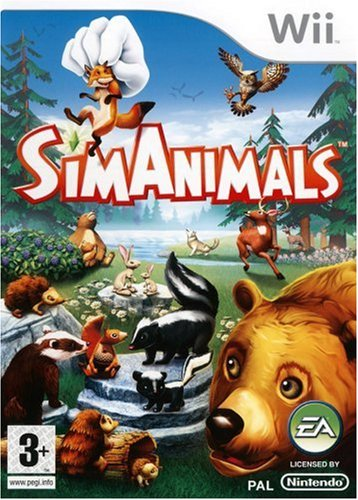Third Party - Simanimals Occasion [ WII ] - 5030931067143