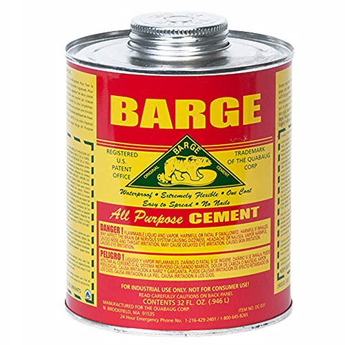 Barge All Purpose Cement, Neutral, 32 fl oz (Packaging May Vary)