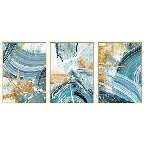 Cuadros Para Salon Modernos 100% cuadros hechos a mano pinturas al óleo pintadas a mano de gran tamaño sobre lienzo cuadro de arte de pared abstracto para la decoración del hogar de la habitación