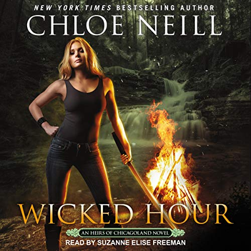 Wicked Hour Audiobook By Chloe Neill cover art
