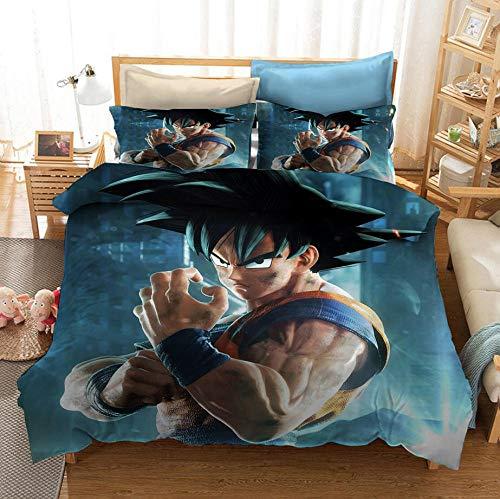 Bettwäsche-Set mit Bettbezug für Comics...