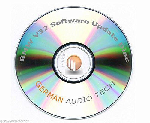 Latest V32 Firmware Software Update for BMW MK4 DVD CD Navigation GPS Computer 2002 2003 2004 2005 2006 X5 E46 M3 E39 525 530 540 E53 M5