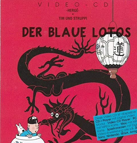 Tim & Struppi - Der blaue Lotos - Video CD