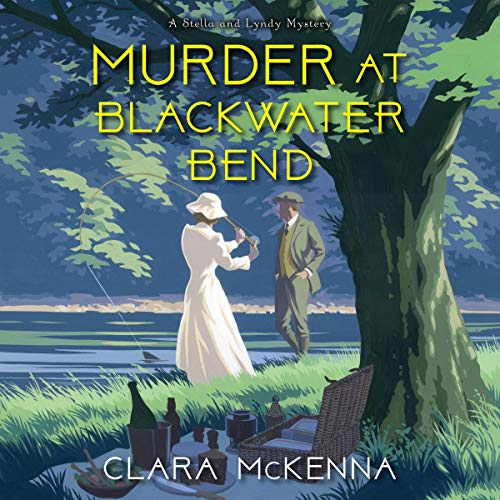 Murder at Blackwater Bend  By  cover art