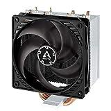 ARCTIC Freezer 34 - Refrigerador de CPU, Intel: 2066, 2011(-3), 1155, 1151, 1150, 1200 y AMD: AM4, Ventilador PWM de 120 mm, Silencioso - Negro
