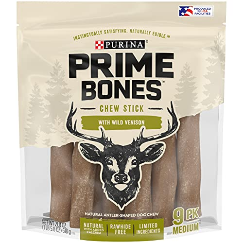 Purina Prime Bones Made in USA Facilities Limited...