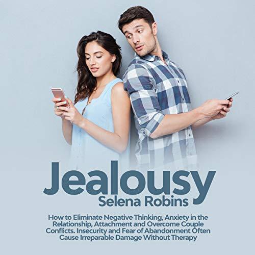 Page de couverture de Jealousy