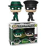 Funko Películas Pop: The Green Hornet and Kato (2019 NYCC Exclusive) DRESION DE VINILES DE VINILES p...