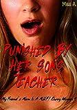 Punished By Her Son's Teacher: (My Friend's Mom is a MILF! Curvy Women 4)