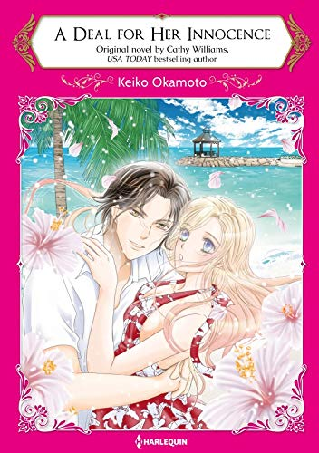 A Deal For Her Innocence: Harlequin comics (English Edition)