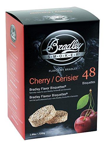 Bradley Smoker BTCH48 Kirsche Bisquetten 48 Pack