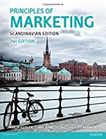 Principles of Marketing Scandinavian Edition by Anders Parment(2016-01-31)