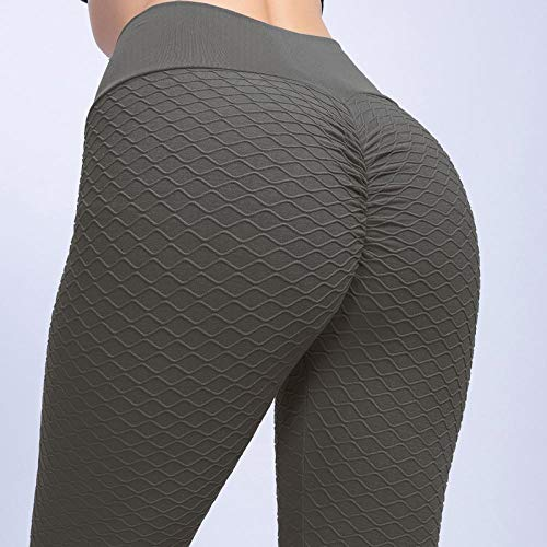 Rrui panty voor dames leggings voor jacquard fitness shaping high taille heupen hip lifting sport driedimensionale broek gestreepte broek