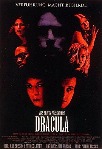 Wes Craven präsentiert Dracula (2000) | original Filmplakat, Poster [Din A1, 59 x 84 cm]