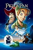"""Perfect DIN A4-Poster """"Walt Disney Peter Pan"""""""
