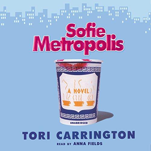 Sofie Metropolis audiobook cover art