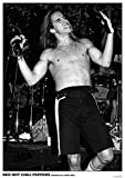 Red Hot Chili Peppers Poster Anthony Kiedis Passaic New