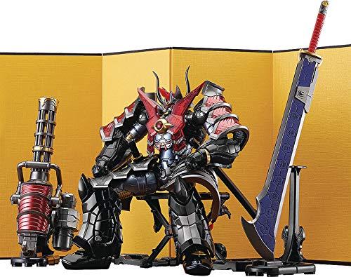 HAGANE WORKS マジンカイザー マジンカイザー刃皇 魔陣セット 亜鉛合金&ABS製 塗装済み完成品フィギュア