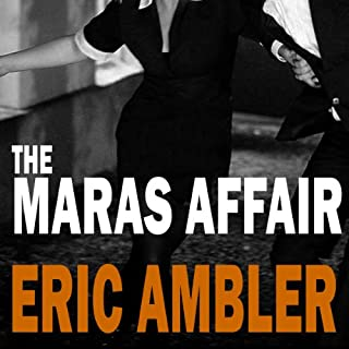 The Maras Affair cover art