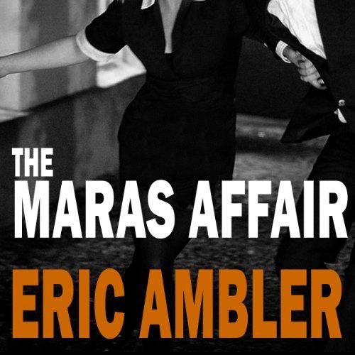 The Maras Affair cover art
