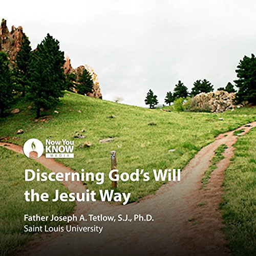 Discerning God's Will the Jesuit Way audiobook cover art