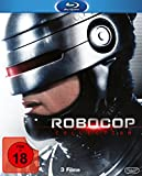 Robocop 1-3 Collection [Blu-ray]