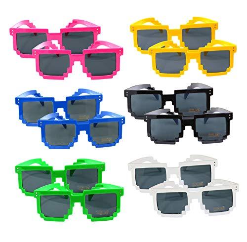 Gafas 8 Bits  marca SN Incorp.