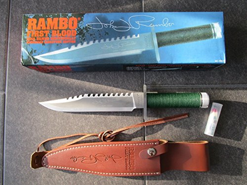 RAMBO 1 - First Blood Part I Messer - lim. Signature Edition