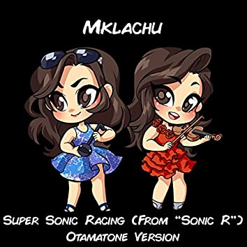 "Super Sonic Racing (From ""Sonic R"") [Otamatone Version]"