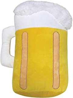 FOUFIT 85612 Jumbo Plush Toy for Dogs, Beer, 11.5