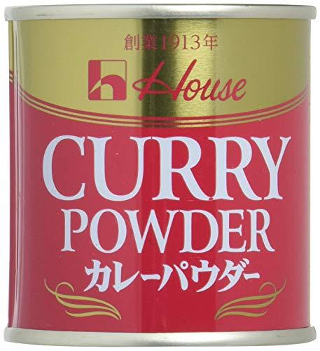 ハウス カレーパウダー缶 35g×5個