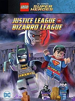 LEGO DC Comics Super Heroes  Justice League vs Bizarro League