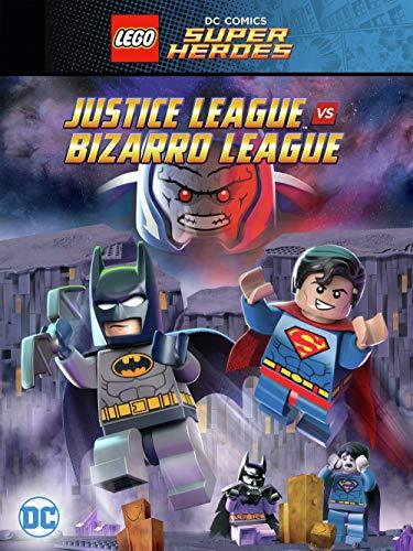 LEGO DC Comics Super Heroes: Justice League vs. Bizarro...