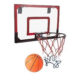 top 10 indoor bball hoop Hello! play!Basketball hoop mini with balls 55-1000