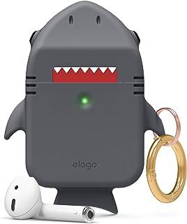 Elago Shark Case for Apple Airpods - Dark Gray