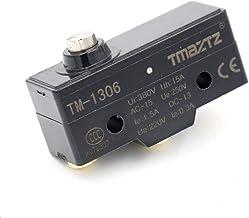 DealMux Limit Micro Schakelaar TM-1306 Korte Push Plunger Actuator Momentary Type