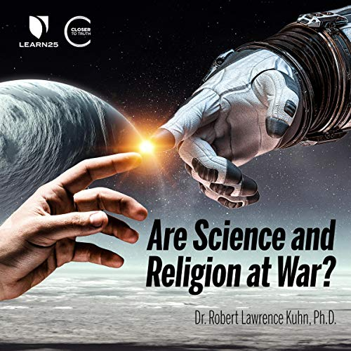 Are Science and Religion at War?  By  cover art