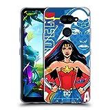 Official DC Women Core Wonder Woman Compositions Soft Gel
