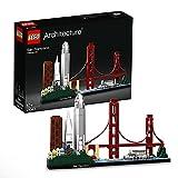 LEGO Architecture San Francisco, Kit di Modellismo, Regalo Creativo e Rilassante, Collezione Skyline per Adulti e Ragazzi di 12+ Anni, 21043