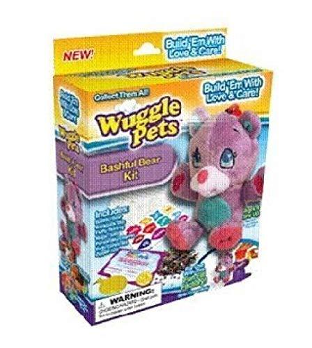 Wuggle Pet As Seen On TV Bashful Bear Kit