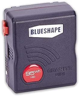 BLUESHAPE Granite Mini V-Mount Battery (3-Stud, 95Wh 62.2Ah w/Granite Link)