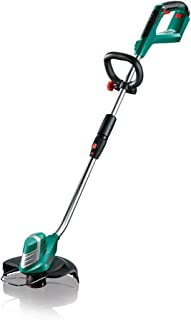 Bosch Cordless Line Trimmer Advanced Grass Cut 36 (Without Battery, 30 cm Cutting Diameter, 36 Volt System, in Box)