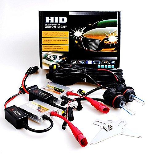 ZGMA 9007 Automatique Ampoules électriques 55W Lampe Frontale For Honda/Toyota White