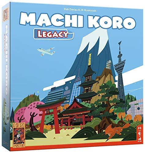 Machi Koro Legacy 10+ - Escobilla de doble mango