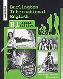 BURLINGTON INTERNAT.ENGLISH B1 WB 20