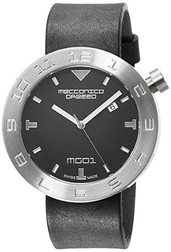 [メカニカグレッツァ] 腕時計 0144S-BKDB 正規輸入品 ブラウン