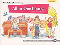 Alfred's Basic Piano Library All-in-One Course, Book 2 by Willard A. Palmer Morton Manus Amanda Vick Lethco(1994-11-01)