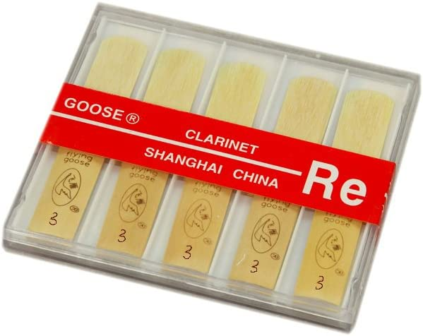 Flying Goose Clarinet Reeds Strength 3 10 of famous Courier shipping free Pack