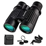 Eyeskey 10X42 Fully Waterproof Binoculars for Adults Compact | Wide Field of View | HD Bright Clear Night...