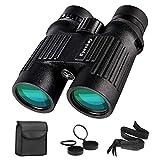Eyeskey Professional Binoculars Waterproof Fogproof for Adults Bird Watching Hunting Backpacking - Clear...